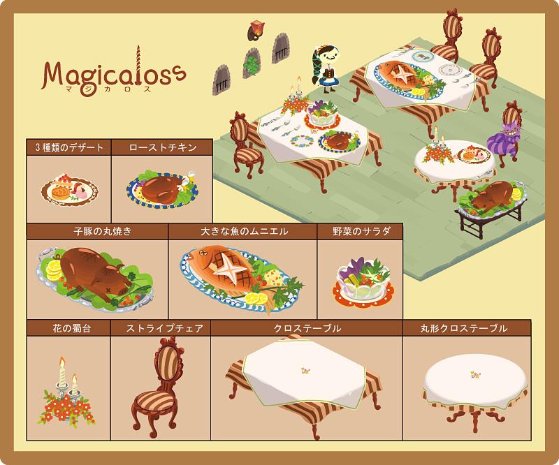 レストランシリーズ