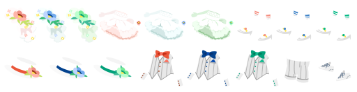 結晶の涙 装備品