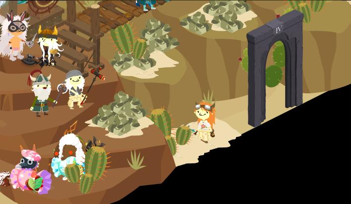 ドワーフ鉱山