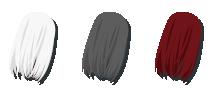 謎の毛髪 装備品