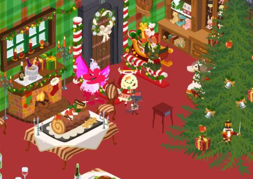 クリスマスシリーズ4