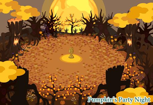 かぼちゃの夜会
