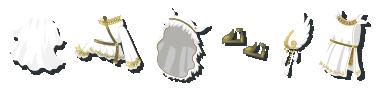 天馬の毛 装備品