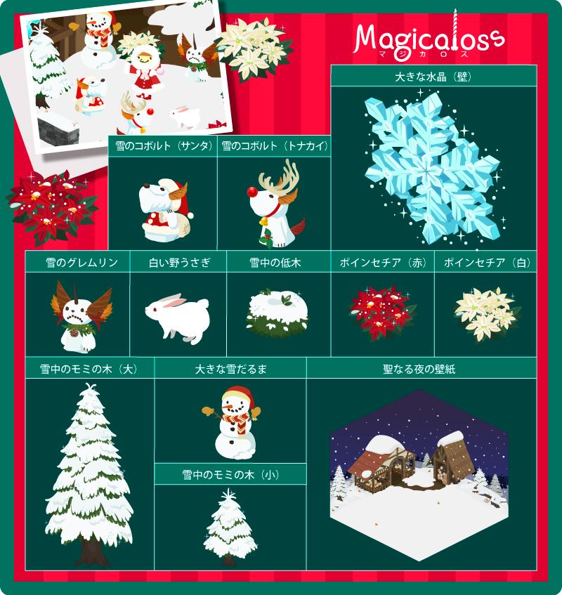 クリスマスシリーズ5+
