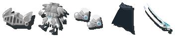 巨人霜石 装備品